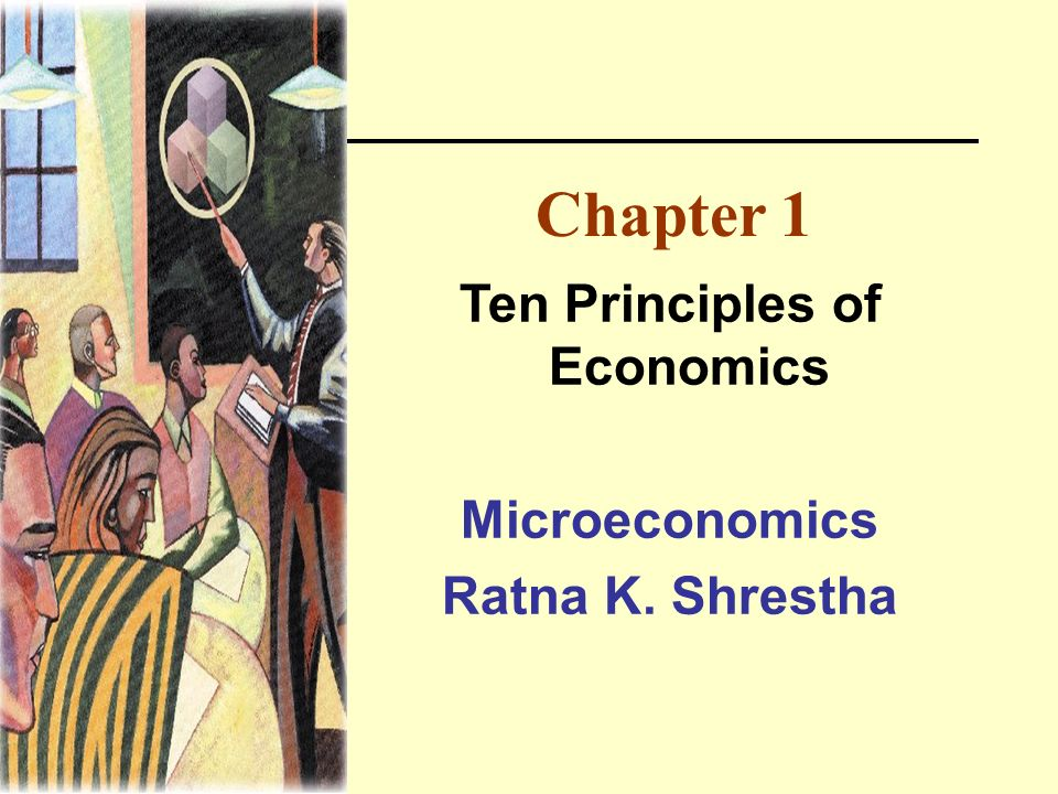 mankiw 10 principles of economics video