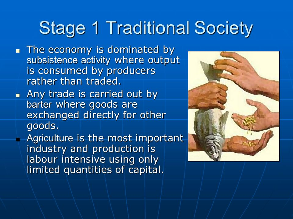 The Stages of Economic Development - ppt video online download