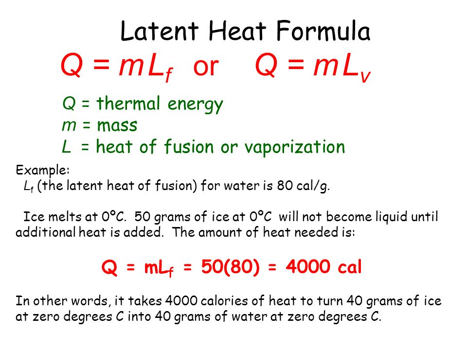 6 04 heat of fusion of ice When 600 mol of ice at 00 c melts completely without changing temperature, it absorbs 361 kj of energy what is the experimental heat of fusion of ice.