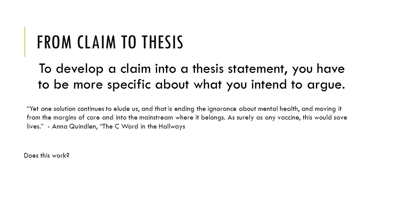 thesis statement on storytelling Looking for some free examples of thesis statements this article contains compares several good and bad examples, as well as a checklist of traps that writers might.