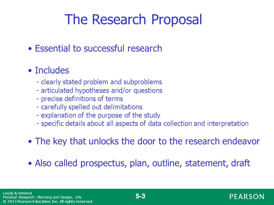 Practical Research Paul D Leedy Jeanne Ellis Ormrod Ppt Video