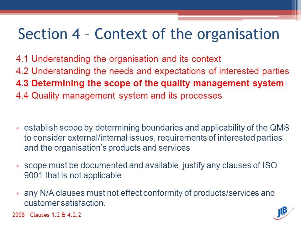 New Iso Standards Transition Workshop Auditors Ppt