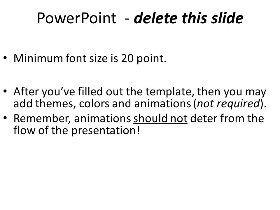 6th grade science fair powerpoint template instructions ppt powerpoint delete this slide 4 science fair power point toneelgroepblik Images