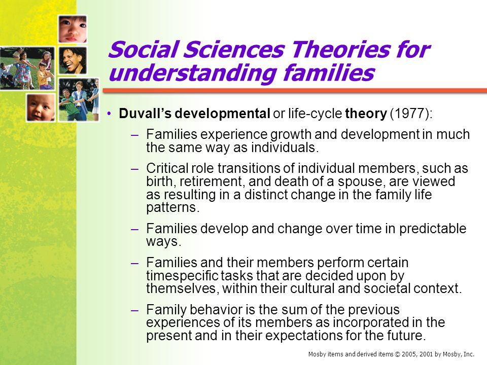 social sciences family