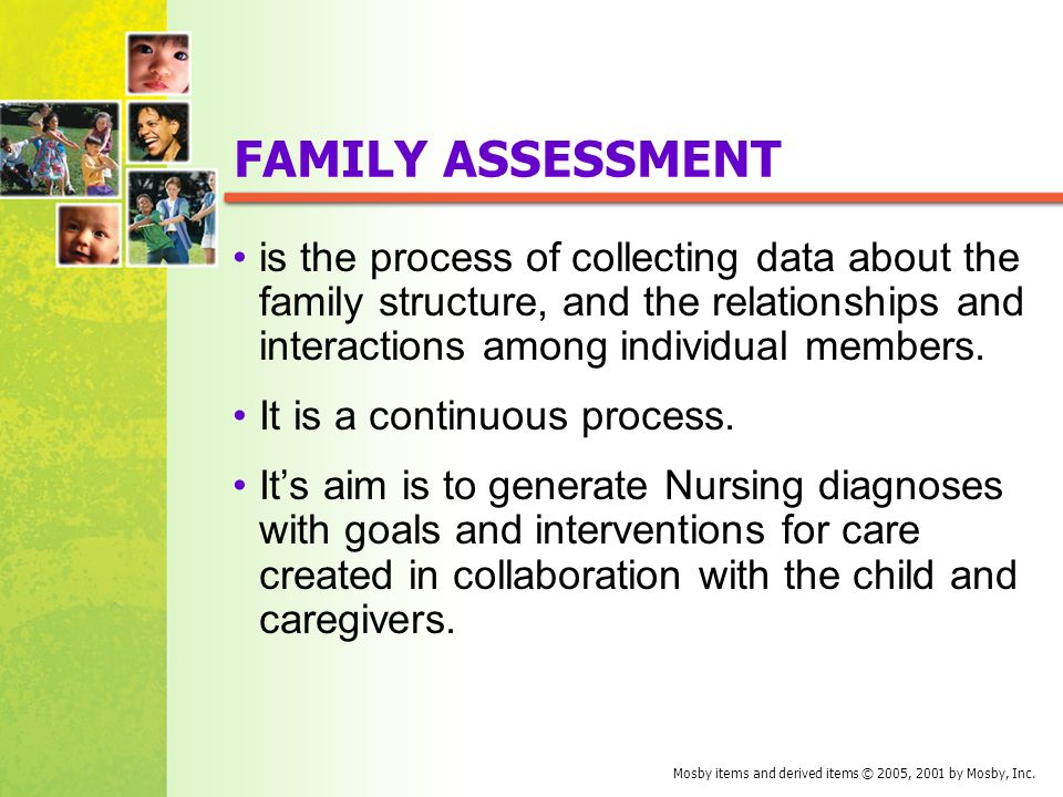 family centered assessment This guide addresses the components of comprehensive family assessment,  comprehensive family assessment guidelines for child welfare  comprehensive family.