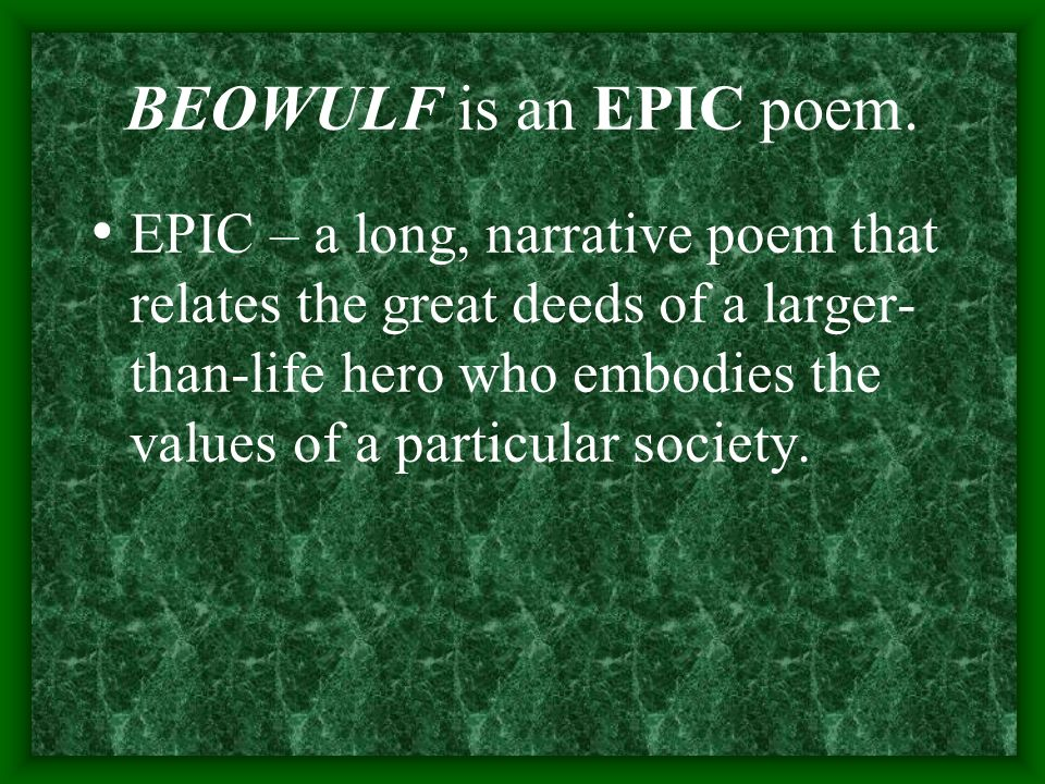 the life and society of beowulf Beowulf heroic poem beowulf is an old english  takes place later in life, after that beowulf has returned to the land of the geats  a description of the society.