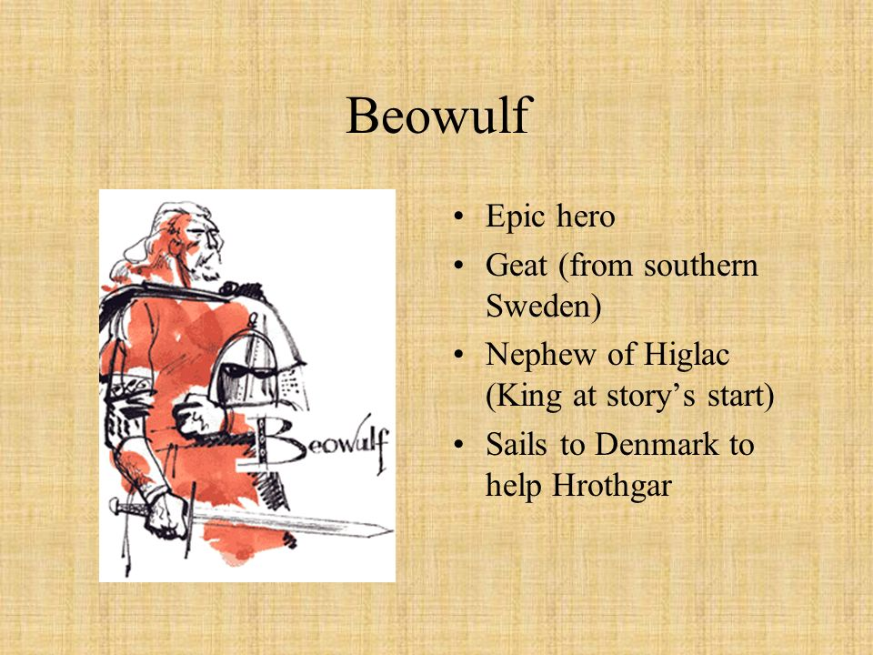 beowulf an ideal king and a hero Anglo-saxon epic heroes, such as beowulf, exhibit a series of attributes that separate them from the normal men and women who rely on them to liberate them from the oppression of monsters and other threats.