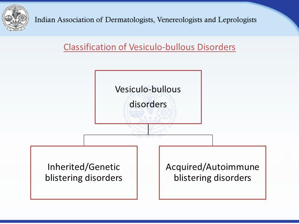 classification of genetic disorders pdf