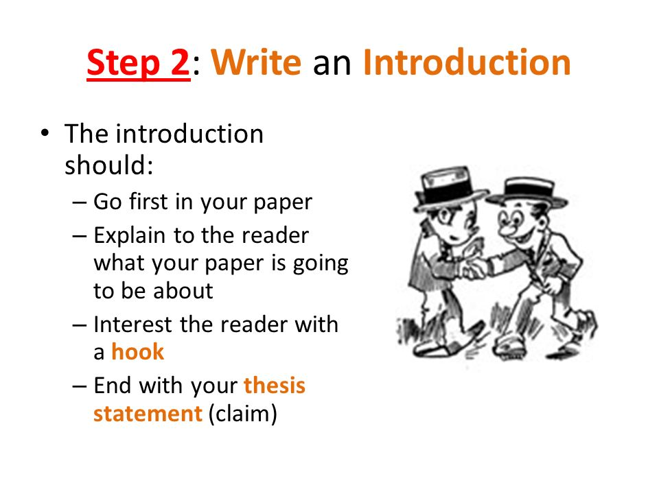 what makes a good introduction to a research paper The main purpose of the introduction is to give a description of the problem that will be addressed in this section the researcher might discuss the nature of the research, the purpose of the research, the significance of the research problem, and the research question(s) to be addressed.