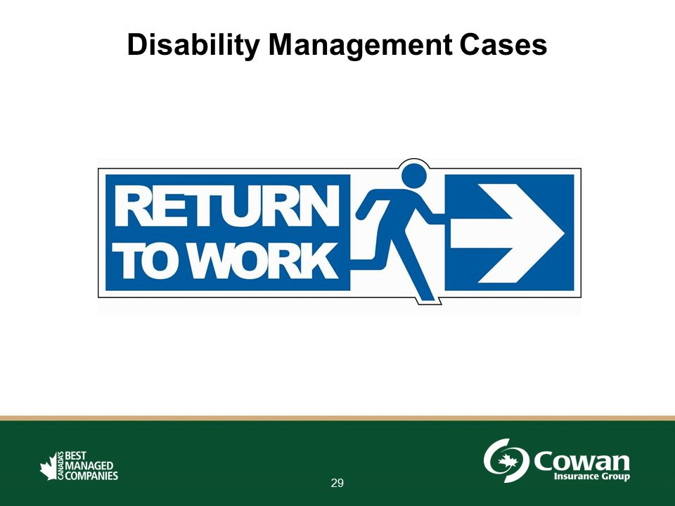 The Employers Toolkit Disability Management Ppt Download