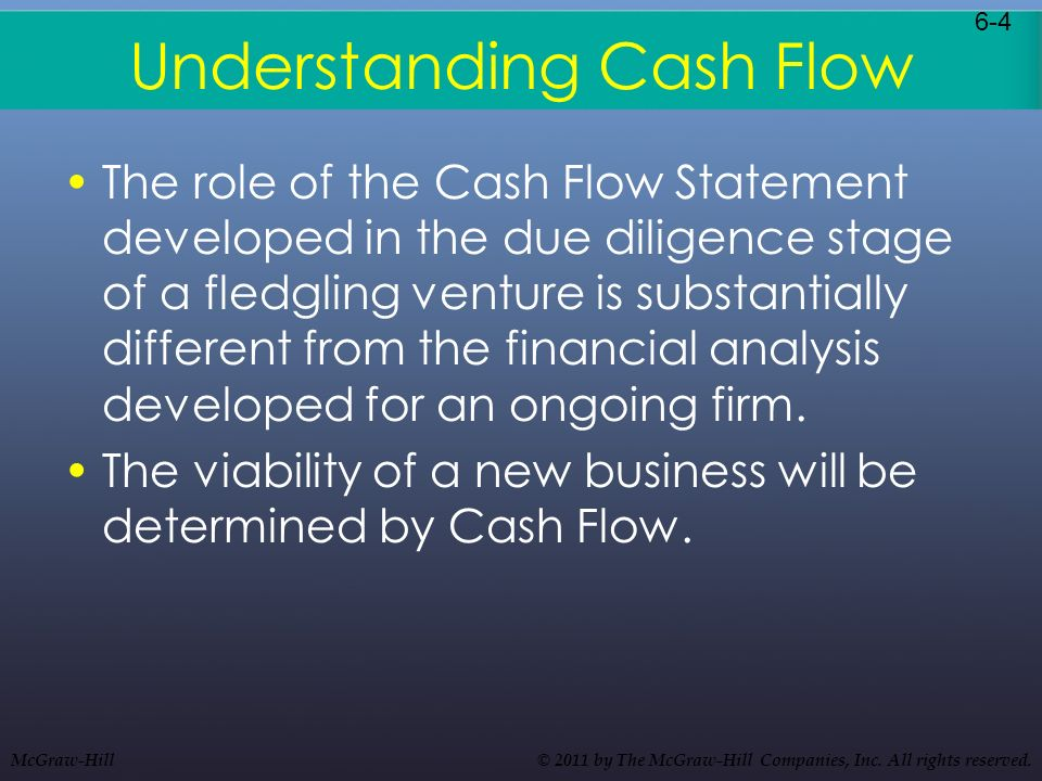 Analyzing Cash Flow and Other Financial Information - ppt download