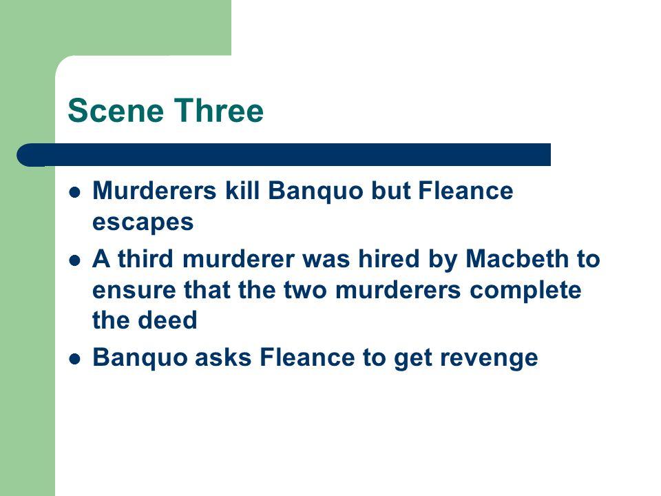 fleance macbeth lines