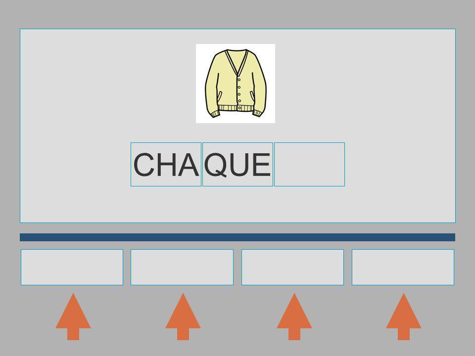CHA QUE