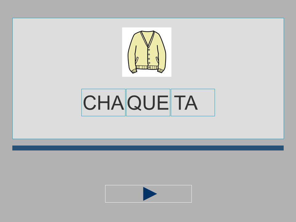CHA QUE TA