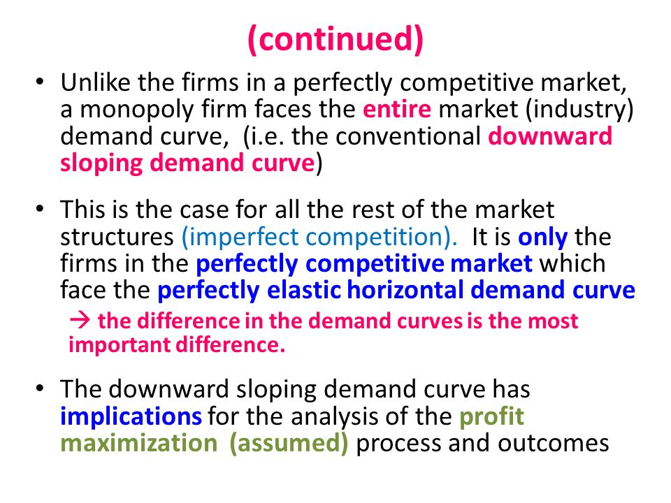 Profit Maximization of a Firm Essay