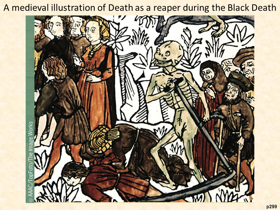 The black death in florence during the renaissance period