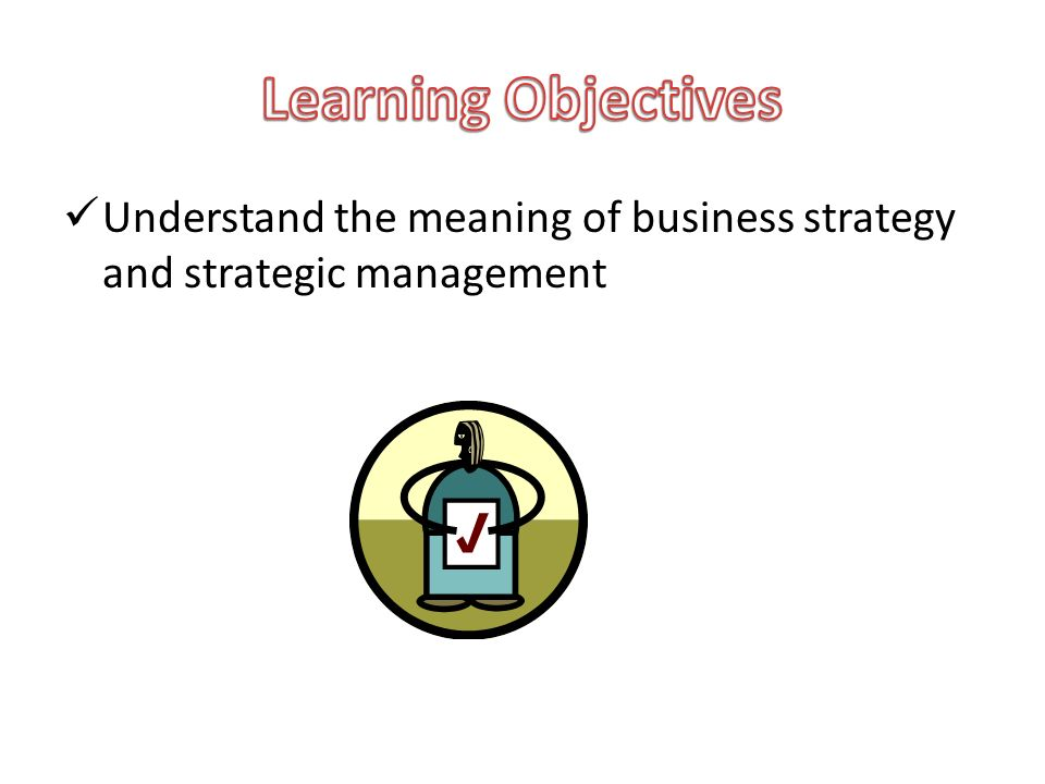 Strategic Thinking - Online Course in Business Strategy