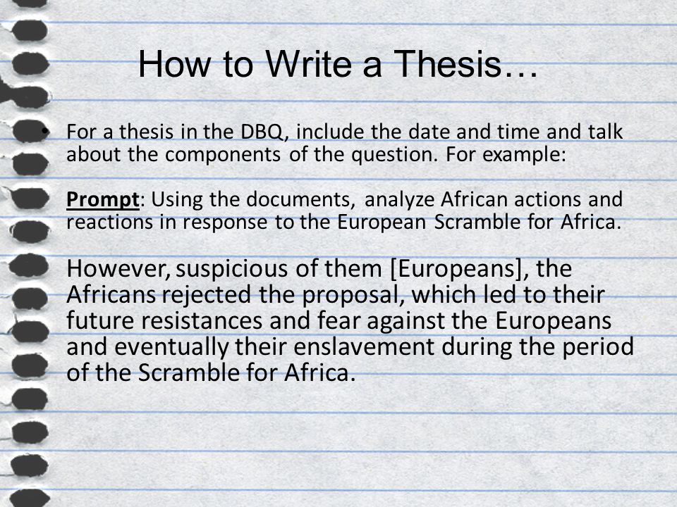 analyze africas actions and reacions during european scramble for africa dbq essay During the scramble of africa, the actions and reactions of africans was that  the  europeans is shown in document four where an african veteran talks to others.