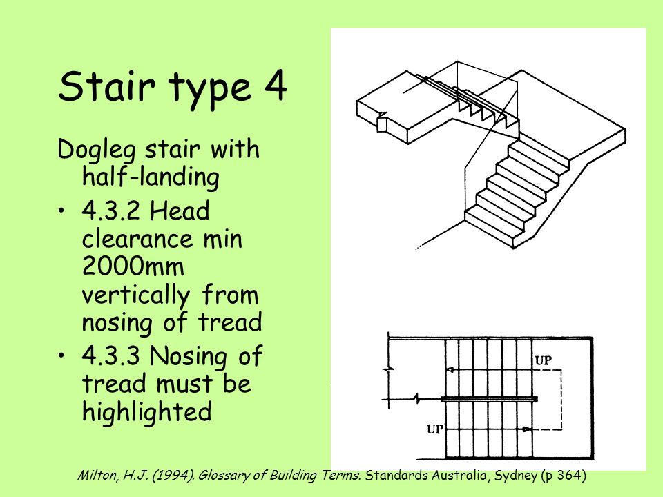 Front Elevation Of Dog Legged Staircase : Design of dog legged staircase ppt gallery