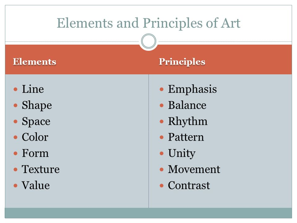 Principles Of Art Space : Art history what is ppt video online download