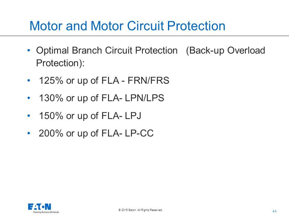 Nec motor fla for Motor overload protection calculator