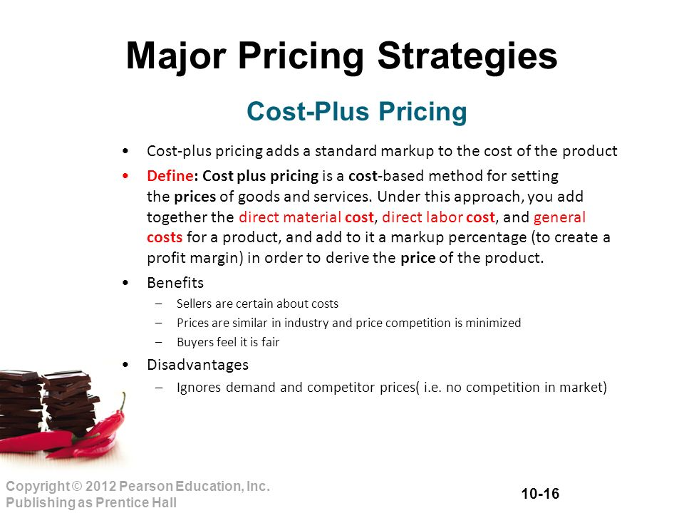 major pricing strategies Hotels devote large portions of their revenue management strategies around  developing and implementing the right pricing structure for their property and.