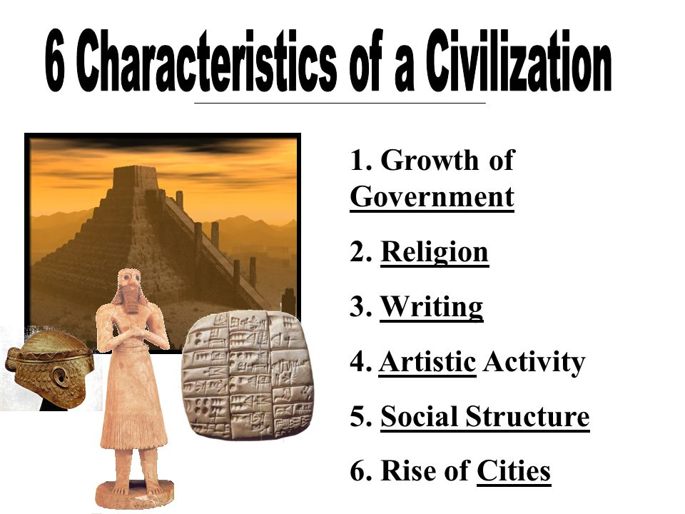 The neolithic revolution the neolithic revolution ppt for 6 characteristics of bureaucracy