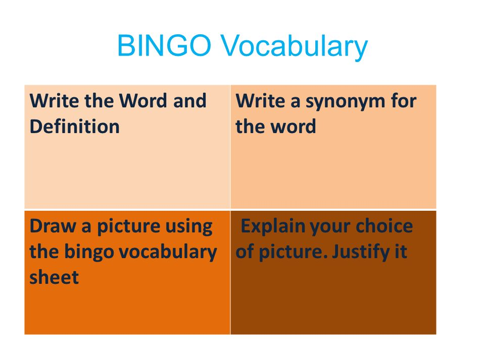 write synonym