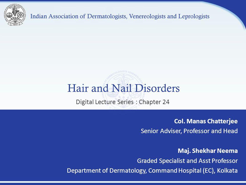 Hair And Nail Disorders