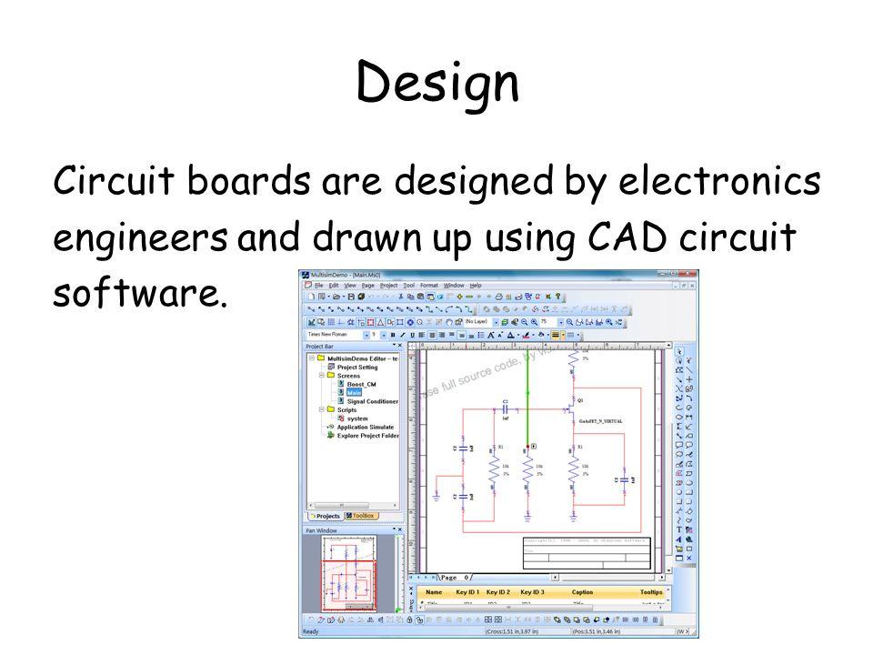 Design Circuit Software - Merzie.net
