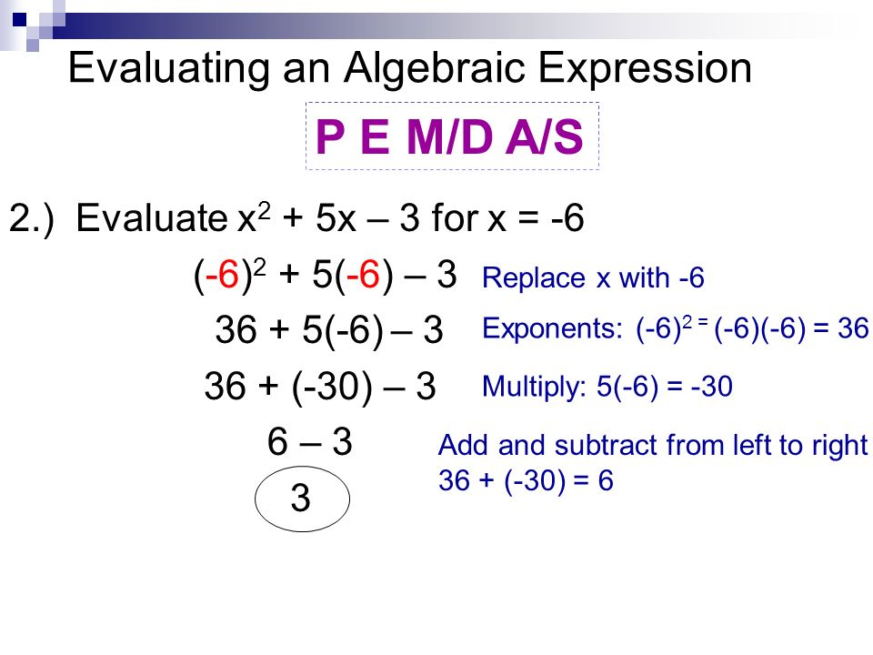 how to add and subtract algebraic expressions