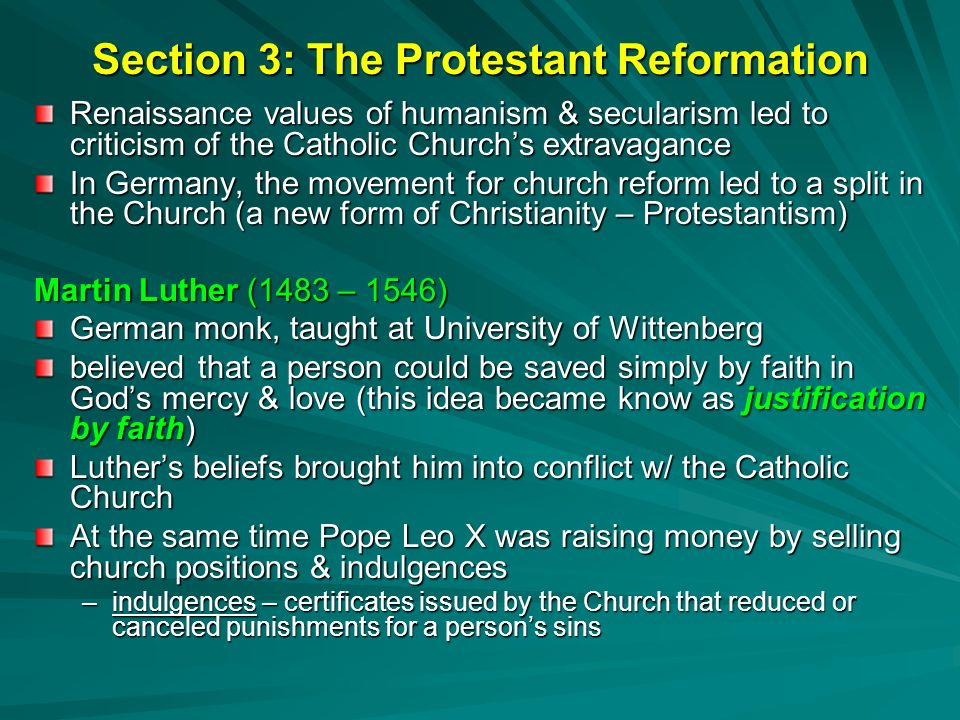 the spread of the protestant reformation Luther's ideas began to spread in france from 1520 onwards  but because of their connexion with the lutheran reformation, the humanist, evangelical ideas.