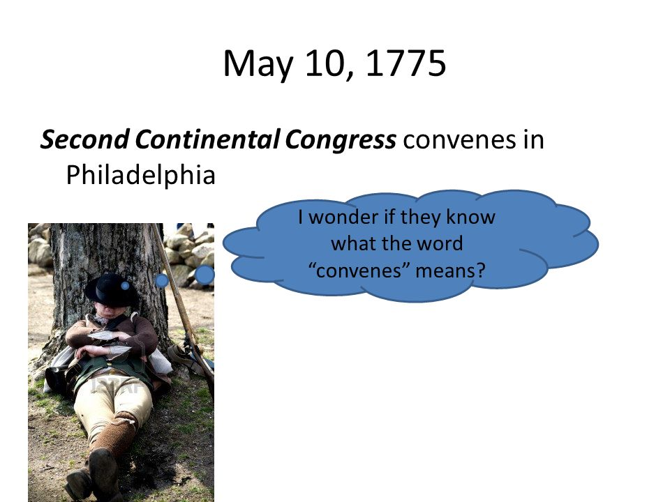 an analysis of the second continental congress convenes in philadelphia