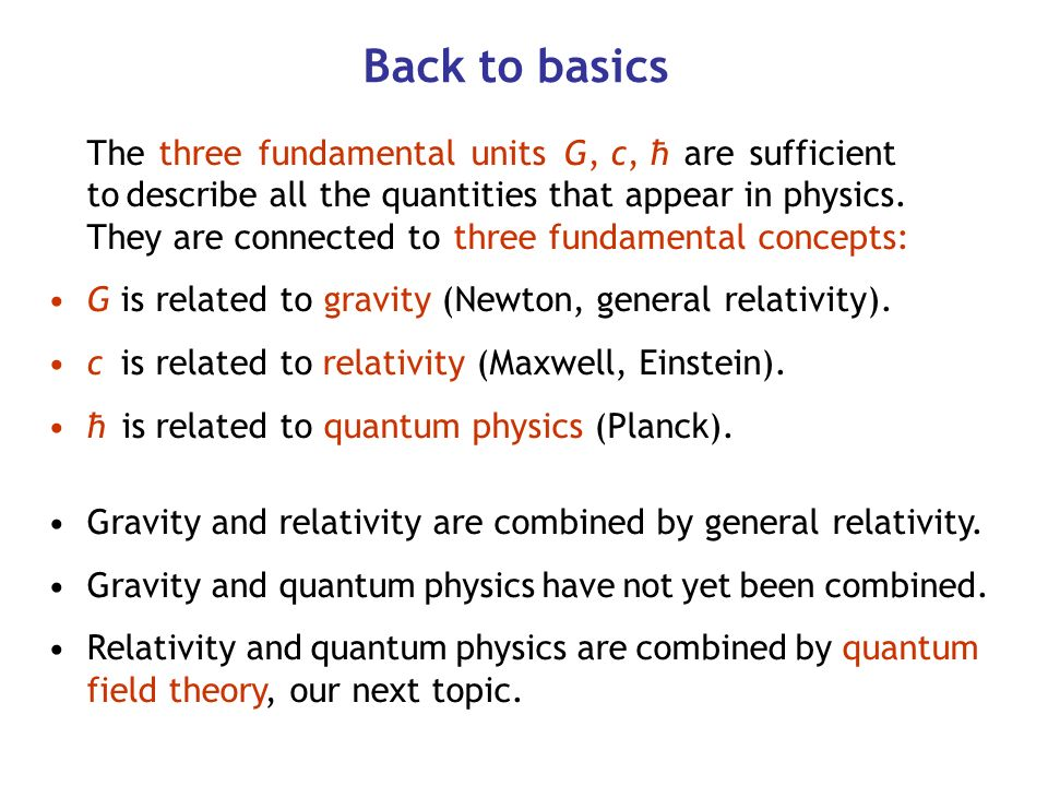 the basics of physics pdf