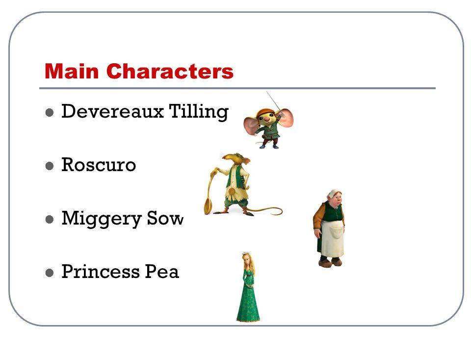 Analyzing The Tale of Despereaux