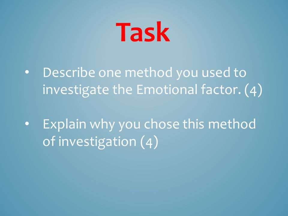 the tasks ask you to describe When an interviewer asks you to describe how you'd handle a situation where you were required to finish multiple tasks by the end of the day | livecareer.