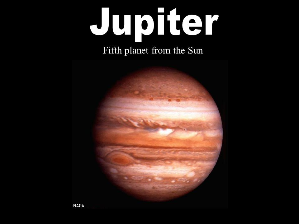 jupiter fifth planet - photo #2