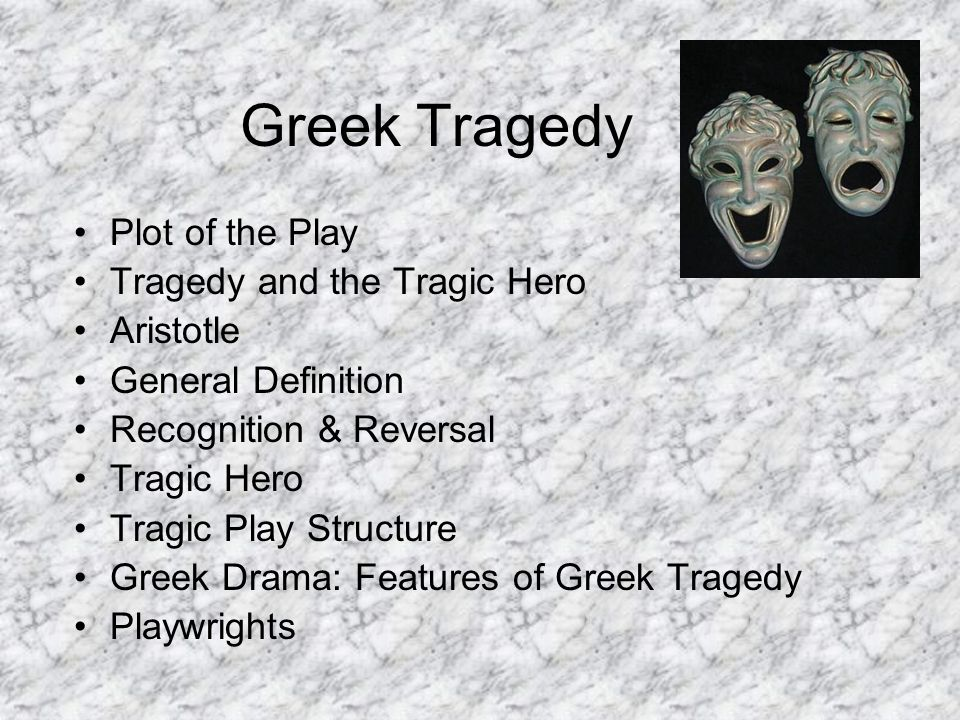an overview of aristotles views on tragedy