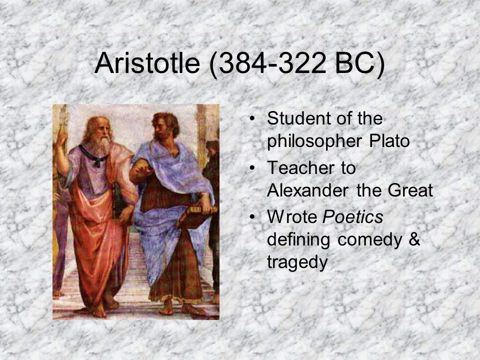 Aristotle's Concept Of Tragedy