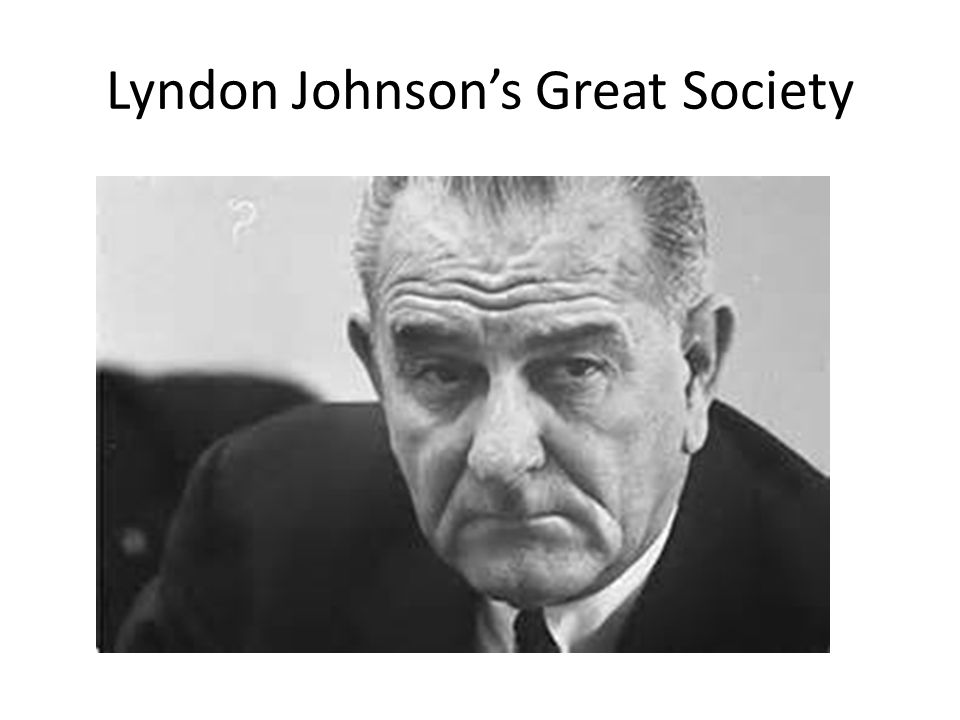 what were the successes and failures of the presidency of lyndon johnson 107 lyndon johnson's great society: what were its successes what were its failures what was the impact of this program on the creation of a welfare system in the united states.