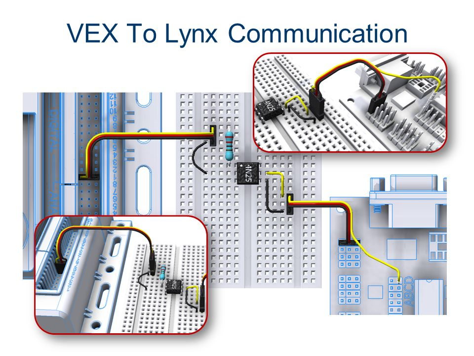 VEX+To+Lynx+Communication introduction to handshaking communication ppt video online download  at arjmand.co