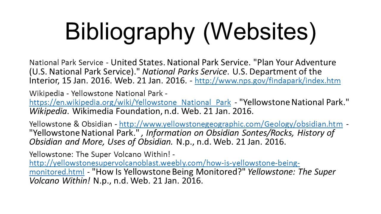 Ways To Write A Bibliography  Wikihow Annotated Bibliography