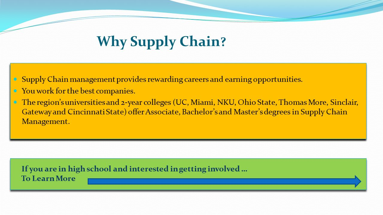 Supply Chain Strategy and Management
