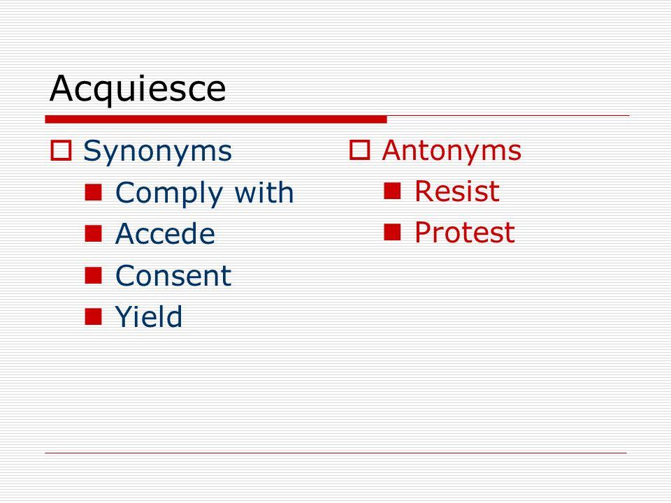 synonym for vovet