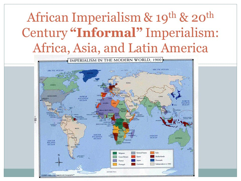 American Imperialism In the 19th and 20th Century Essay Sample