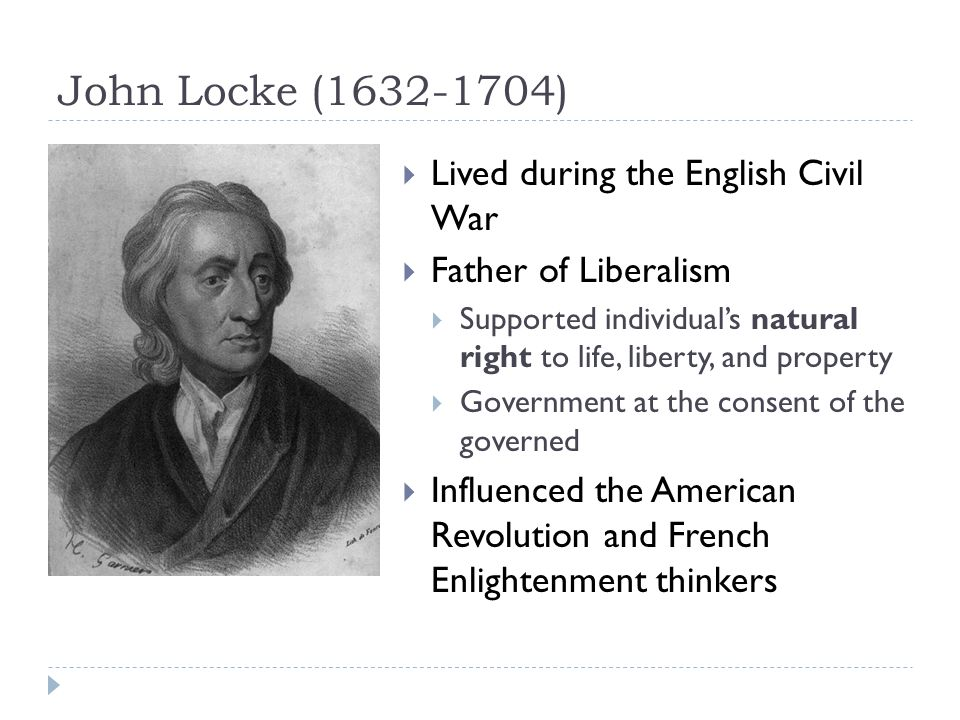 John locke essay on civil government
