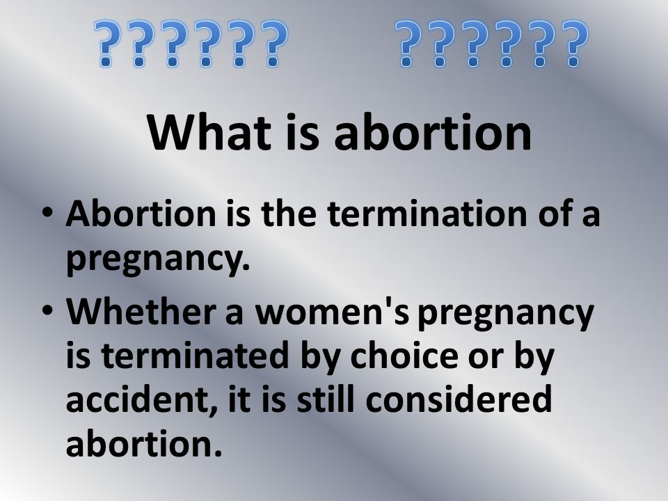 abortion effects 1 Side effects: medical abortion in medical abortion a pill is used which might seem very easy but it even has side effects such as: 1 bleeding and spotting 2 .