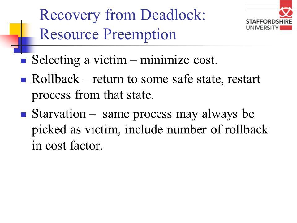 safe state in deadlock pdf