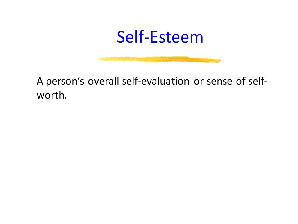 a personality self evaluation Personality assessment for individuals we wish you the best of luck with your self-exploration we hope that the big five aspect scale illuminates your life.