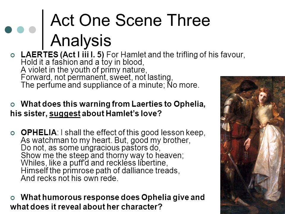 hamlet act i scene iii analysis